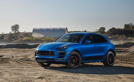 Porsche Macan S / GTS / Turbo: Best Compact Luxury SUV