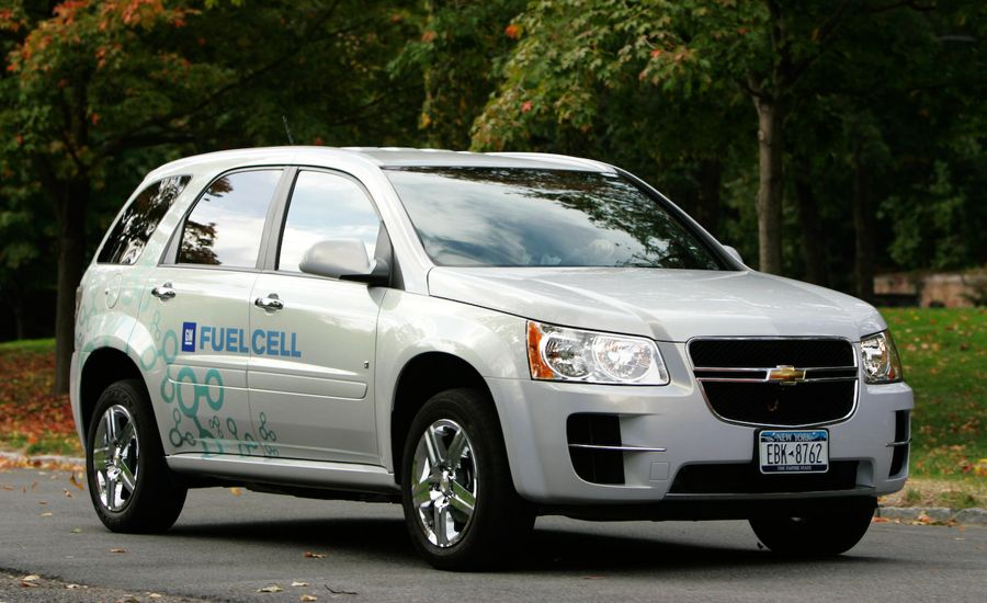 2008 Chevrolet Equinox Fuel Cell