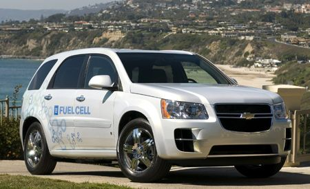 2008 Chevrolet Equinox Fuel Cell