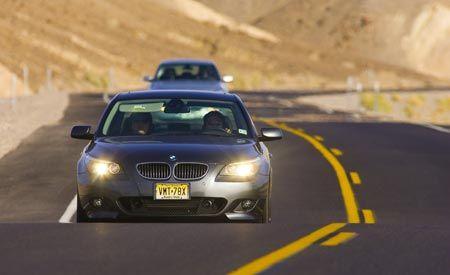 2008 BMW 5-series Rally