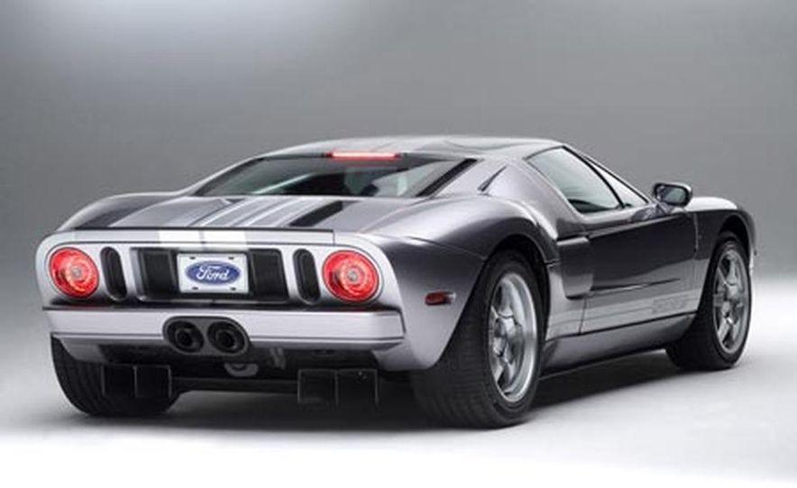 2006 Ford GT - Slide 1