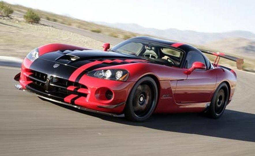 2008 Dodge Viper SRT10 ACR - Slide 1