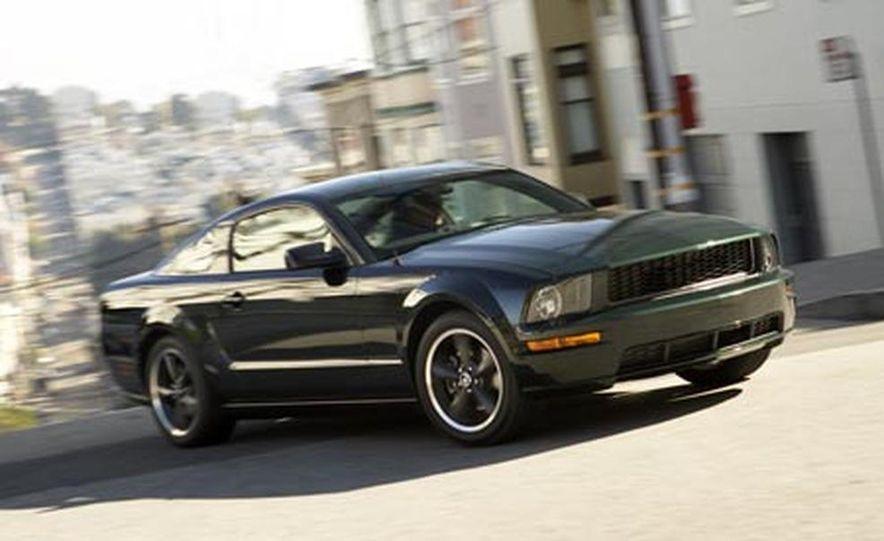 2008 Ford Mustang Bullitt - Slide 1