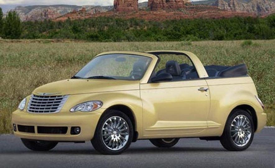 2007 Chrysler PT Cruiser convertible - Slide 1