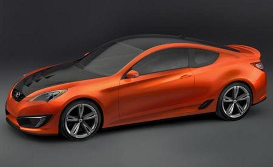 Hyundai Genesis coupe concept - Slide 3