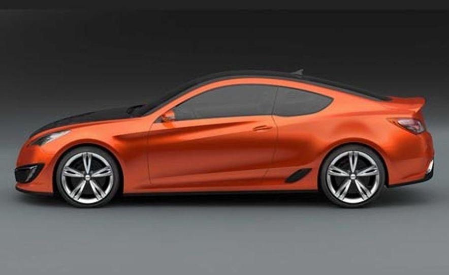 Hyundai Genesis coupe concept - Slide 5