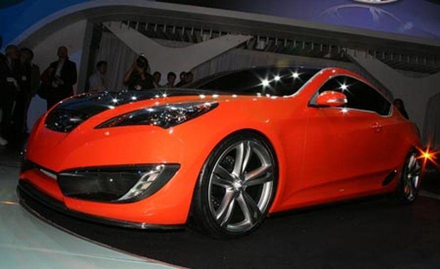 Hyundai Genesis coupe concept - Slide 8