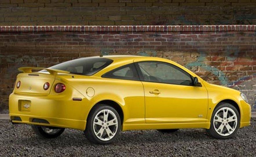 2008 Chevrolet Cobalt SS - Slide 2