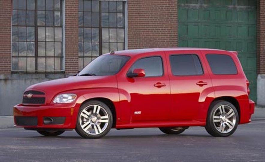 2008 Chevrolet Cobalt SS - Slide 8