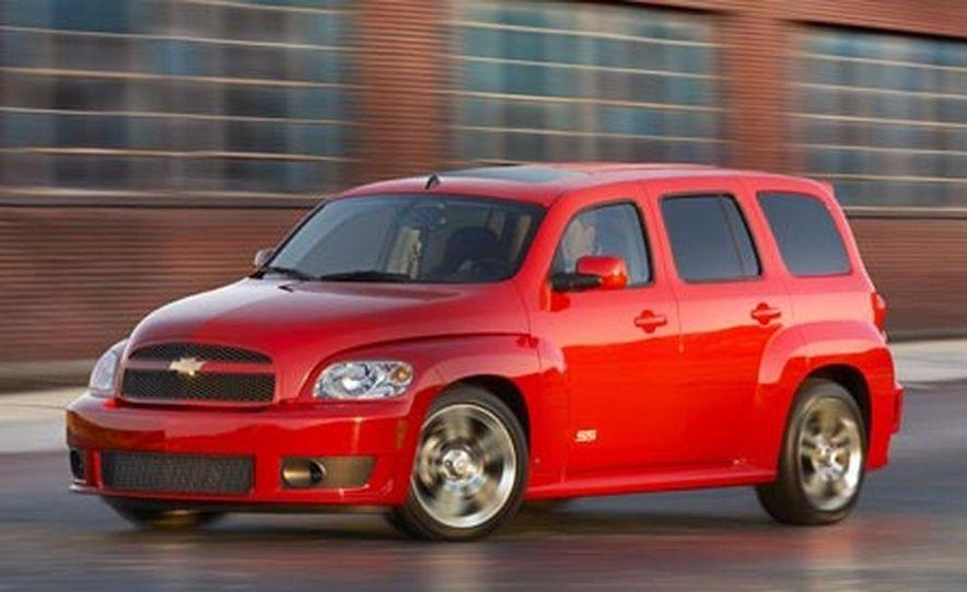 2008 Chevrolet Cobalt SS - Slide 12