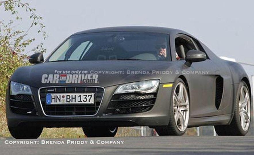 2009 Audi R8-RS - Slide 1