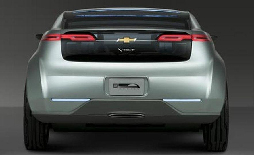 Chevrolet Volt concept - Slide 1