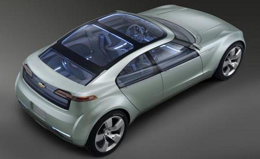 Chevrolet Volt concept - Slide 2