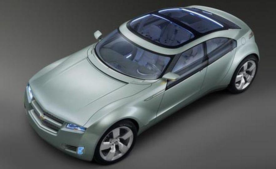 Chevrolet Volt concept - Slide 4
