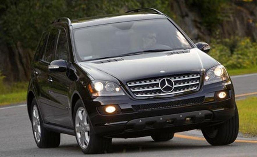 2008 Mercedes-Benz ML350 Edition 10 - Slide 1