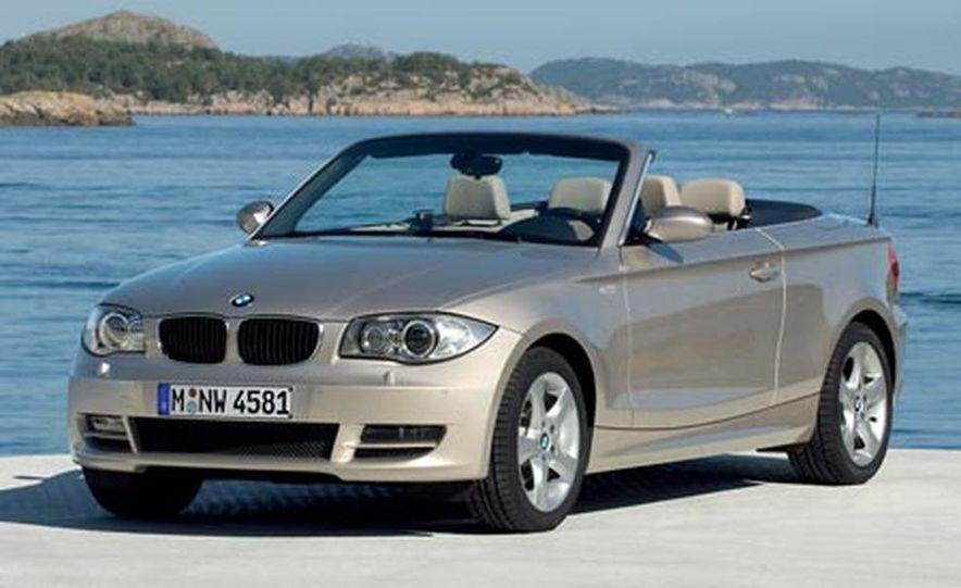 2009 BMW 1-series convertible - Slide 1