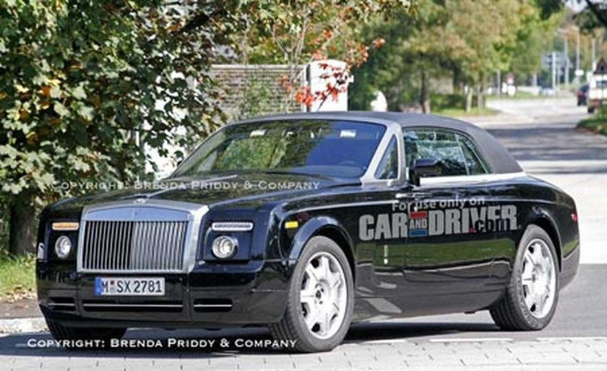 2010 Rolls-Royce Phantom coupe - Slide 1