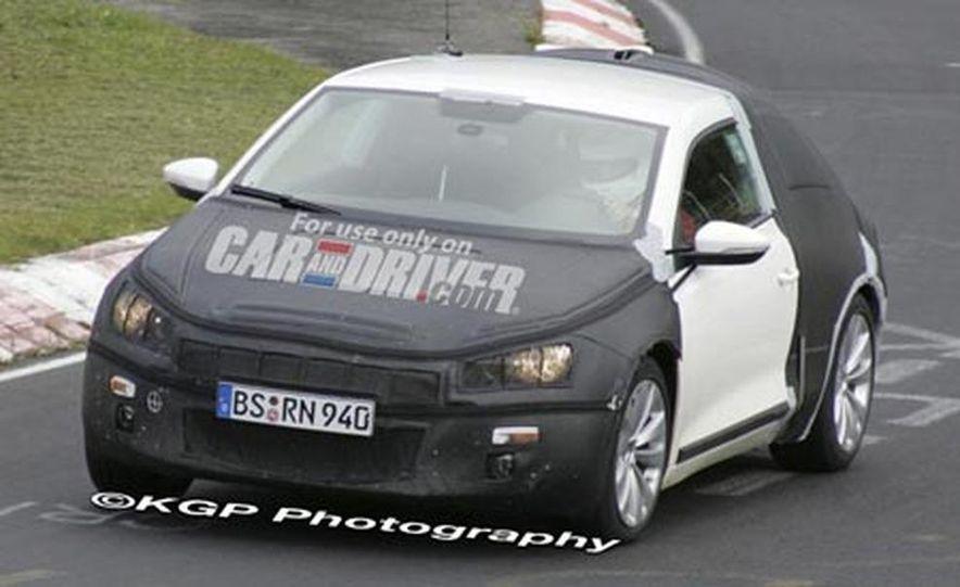 2009 Volkswagen Scirocco - Slide 1