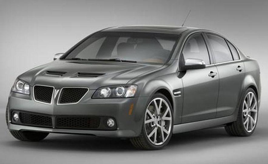 2008 Chevrolet Malibu - Slide 3