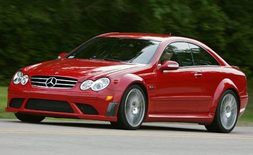2009 Mercedes-Benz CLK coupe - Slide 8