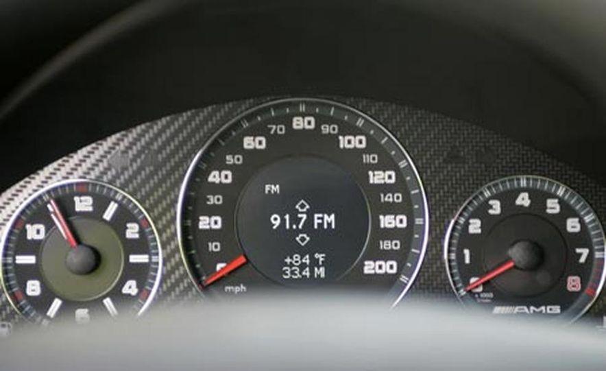 2009 Mercedes-Benz CLK coupe - Slide 13