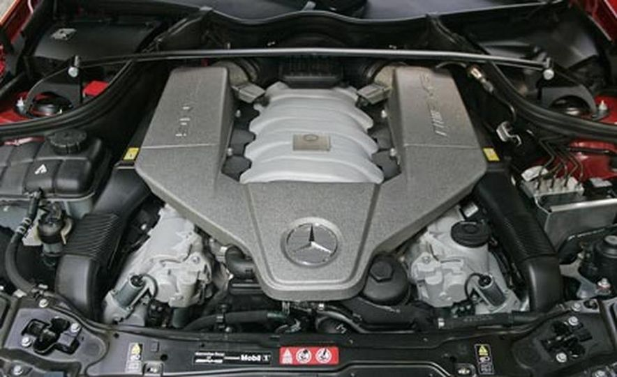 2009 Mercedes-Benz CLK coupe - Slide 14