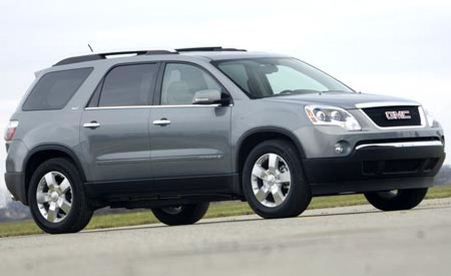 2009 Chevrolet Traverse - Slide 10
