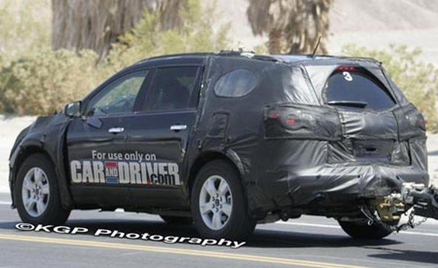 2009 Chevrolet Traverse - Slide 6