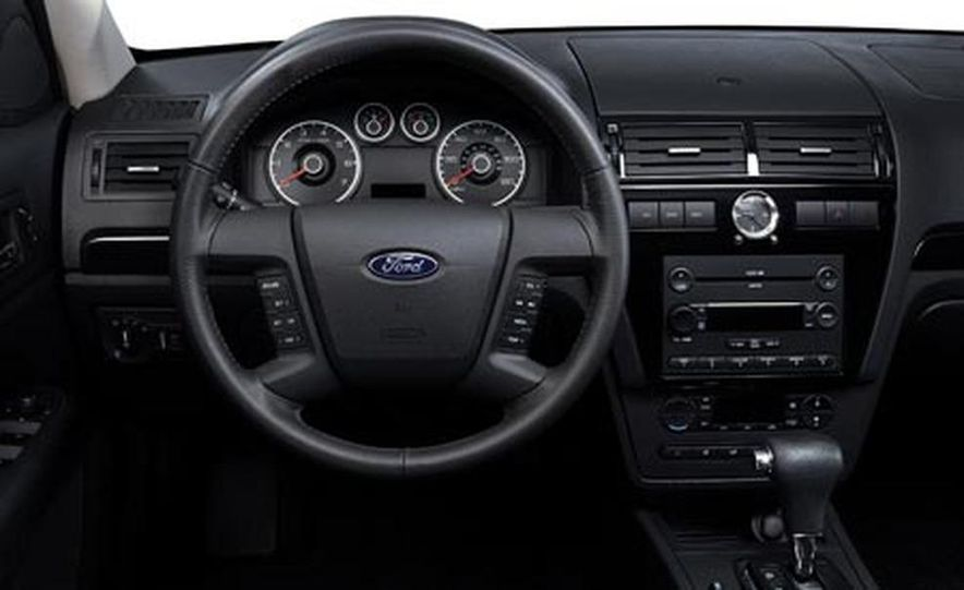 2009 Ford Fusion - Slide 11