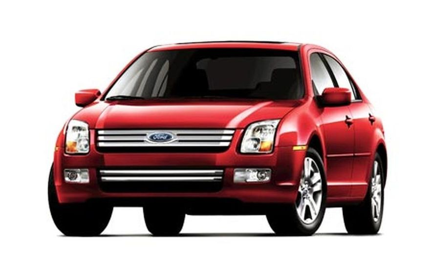 2009 Ford Fusion - Slide 10