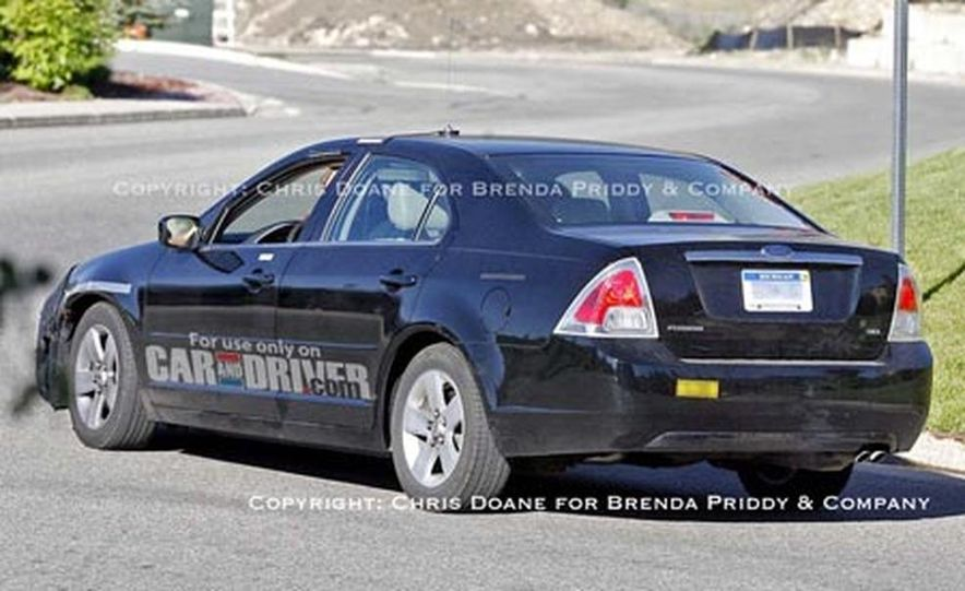 2009 Ford Fusion - Slide 5