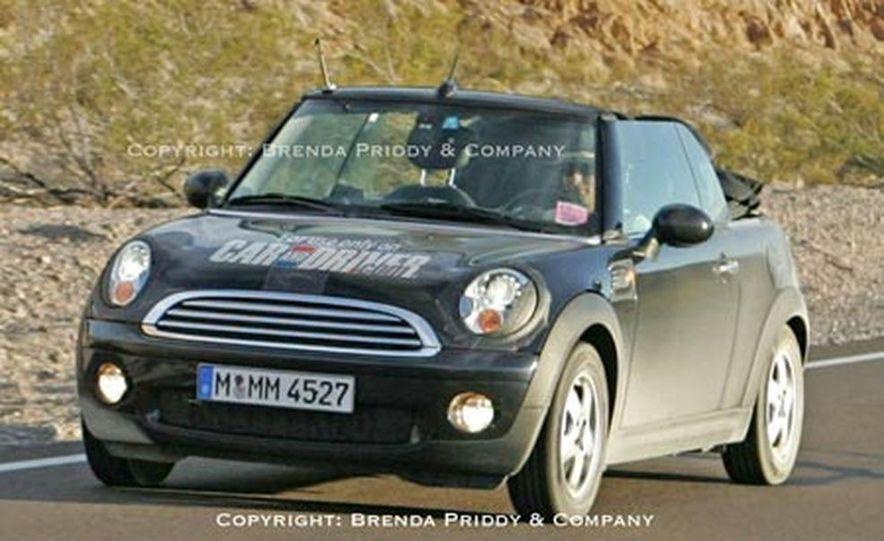 2009 Mini Cooper Cabrio - Slide 1