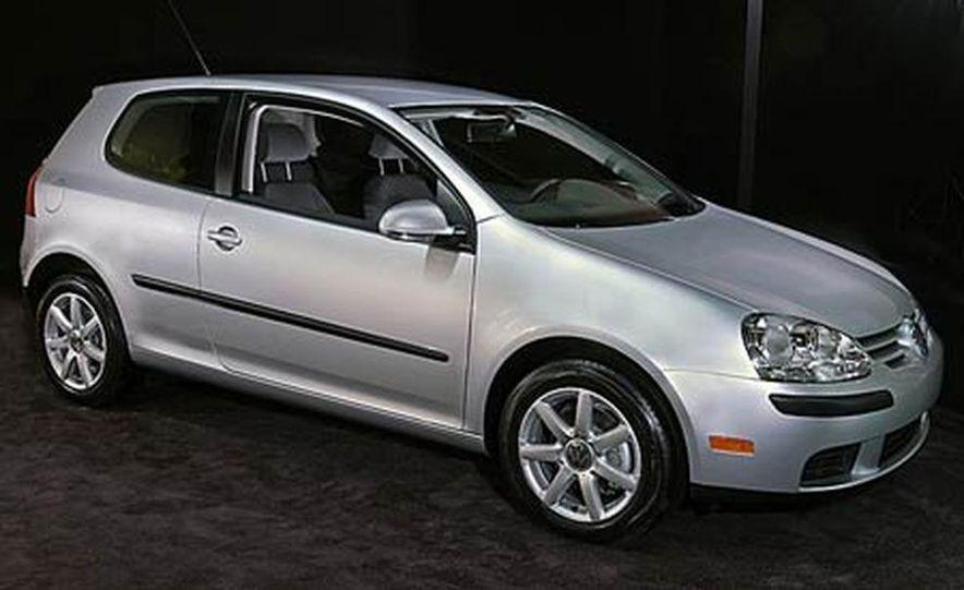 2007 Volkswagen VW Rabbit 2-Door - Slide 1