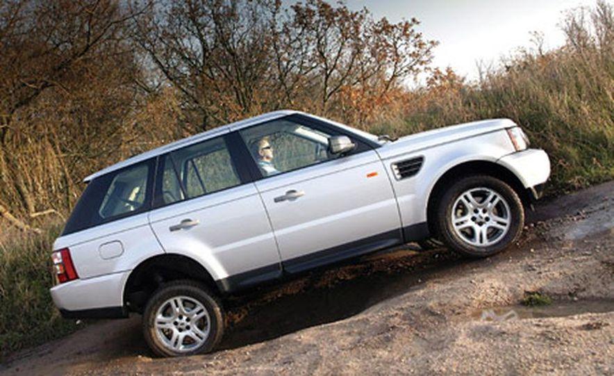 2006 Land Rover Range Rover Sport HSE - Slide 5