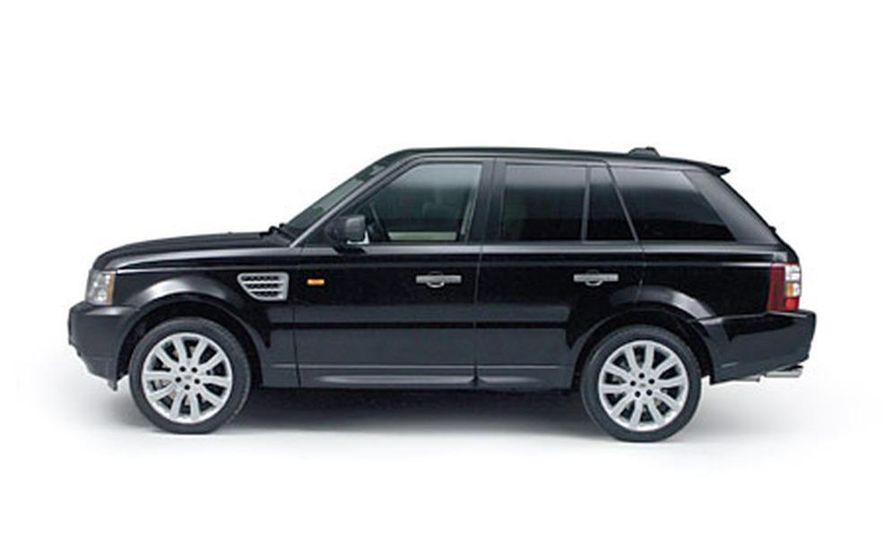 2006 Land Rover Range Rover Sport HSE - Slide 6