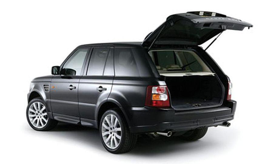 2006 Land Rover Range Rover Sport HSE - Slide 8