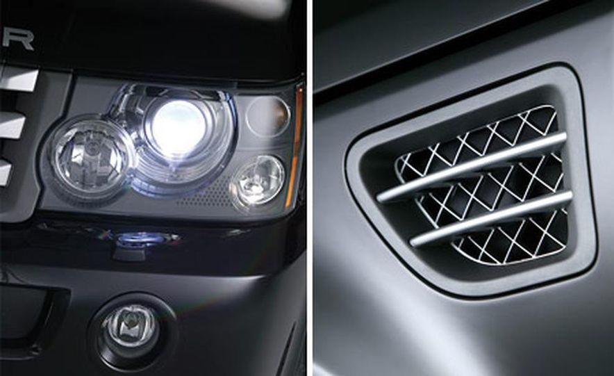2006 Land Rover Range Rover Sport HSE - Slide 12
