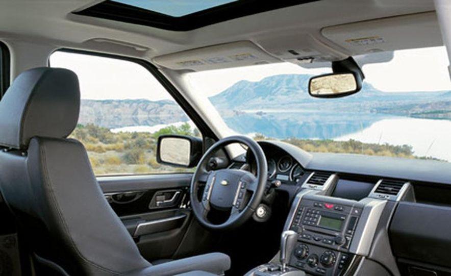 2006 Land Rover Range Rover Sport HSE - Slide 17