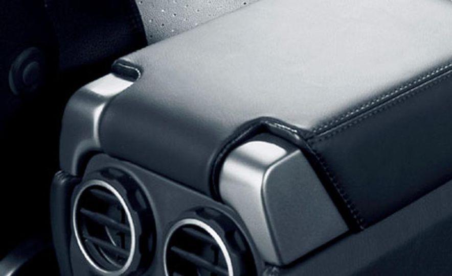 2006 Land Rover Range Rover Sport HSE - Slide 23