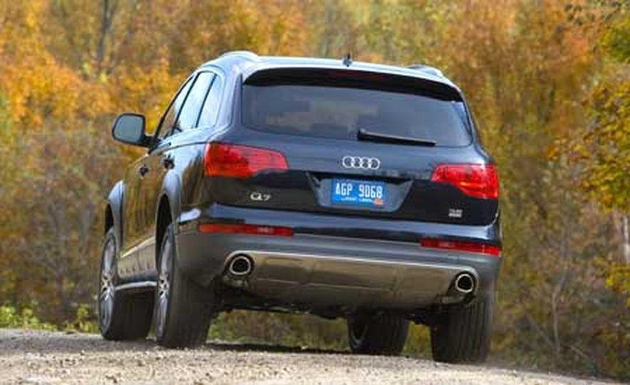 2009 Audi Q5 illustration - Slide 7