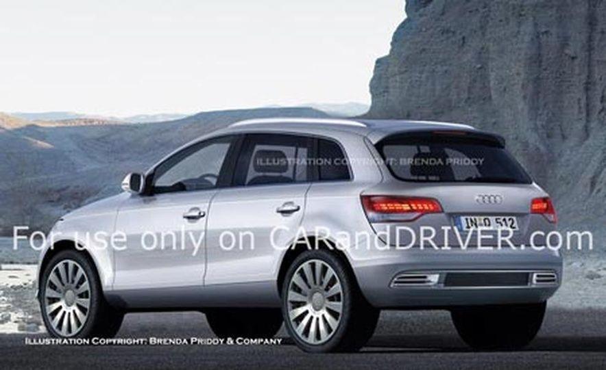 2009 Audi Q5 illustration - Slide 2