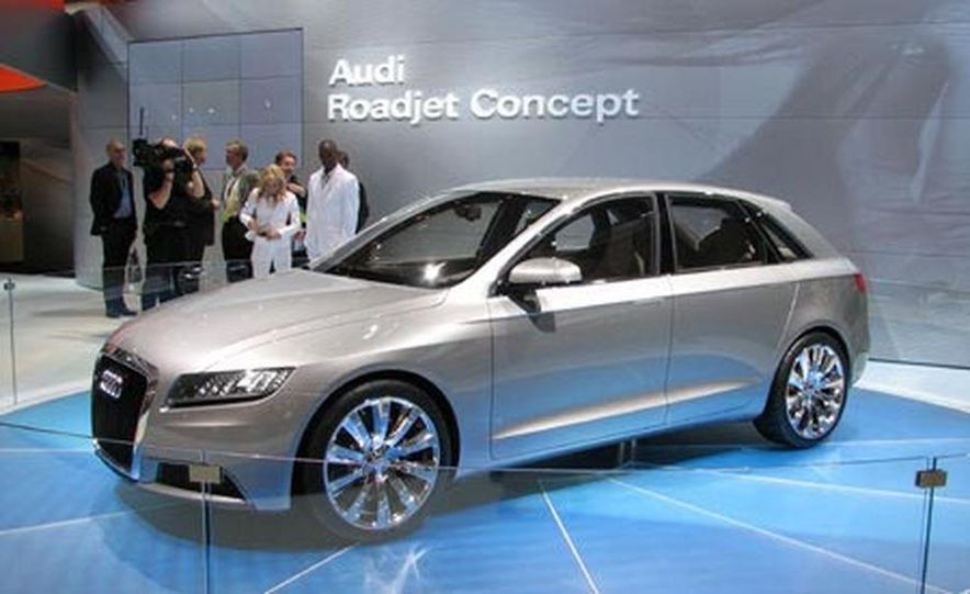 2009 Audi Q5 illustration - Slide 3