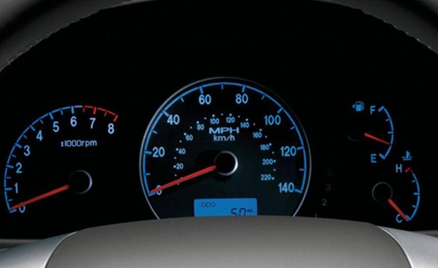 2007 Hyundai Elantra - Slide 17