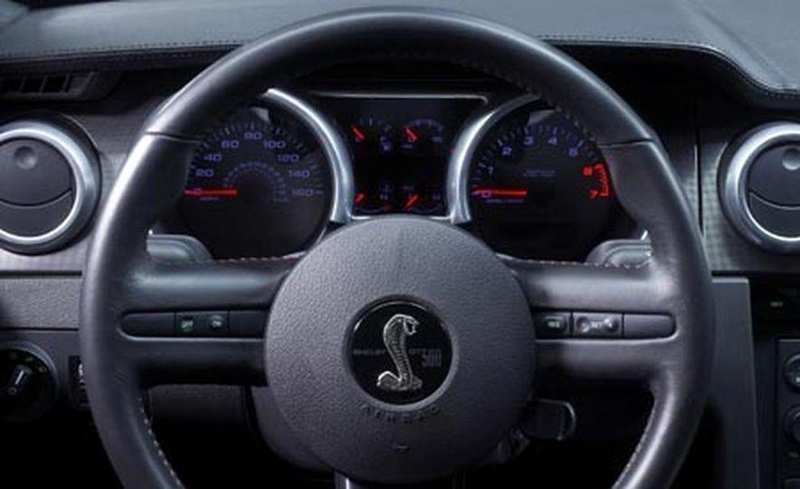 2008 Ford Mustang Shelby GT500KR - Slide 11