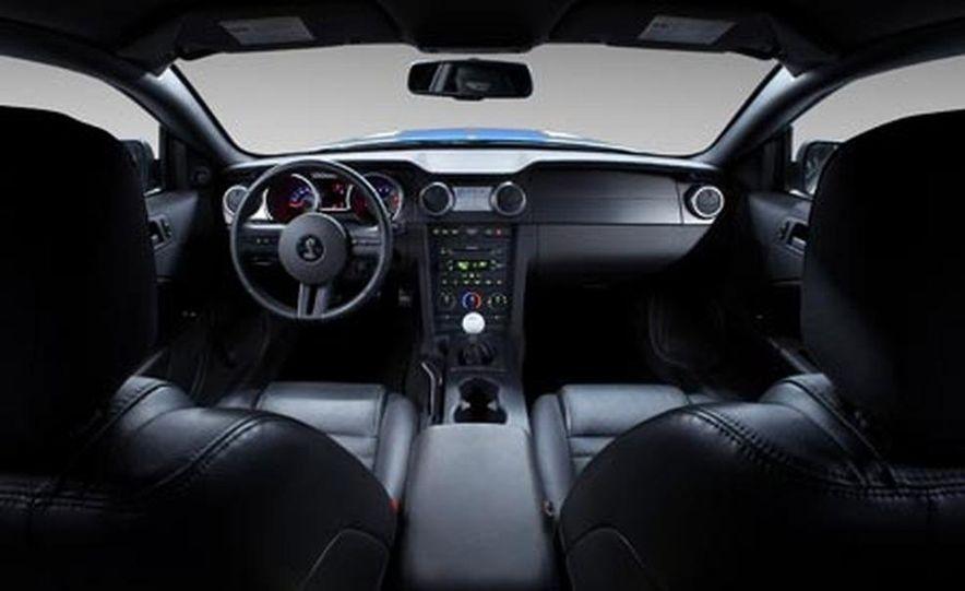 2008 Ford Mustang Shelby GT500KR - Slide 13