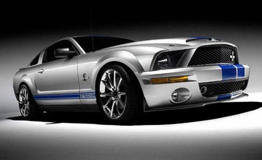 2008 Ford Mustang Shelby GT500KR - Slide 2