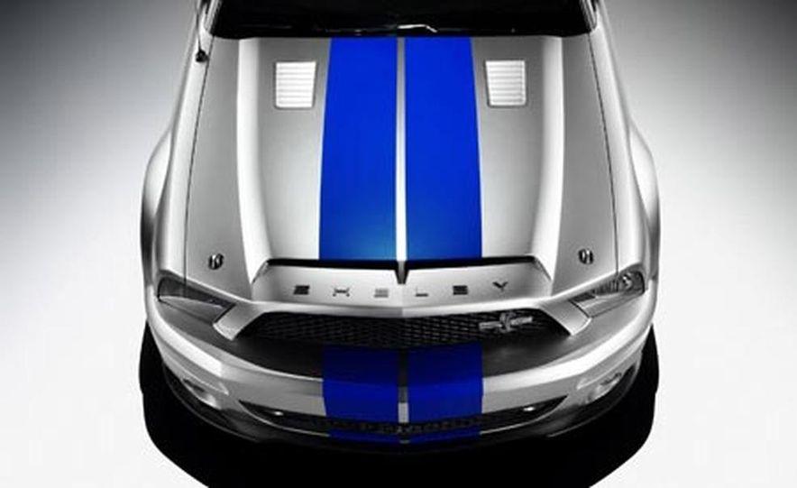 2008 Ford Mustang Shelby GT500KR - Slide 3