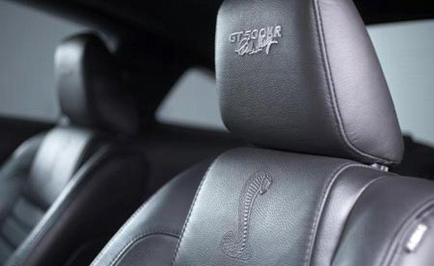 2008 Ford Mustang Shelby GT500KR - Slide 14