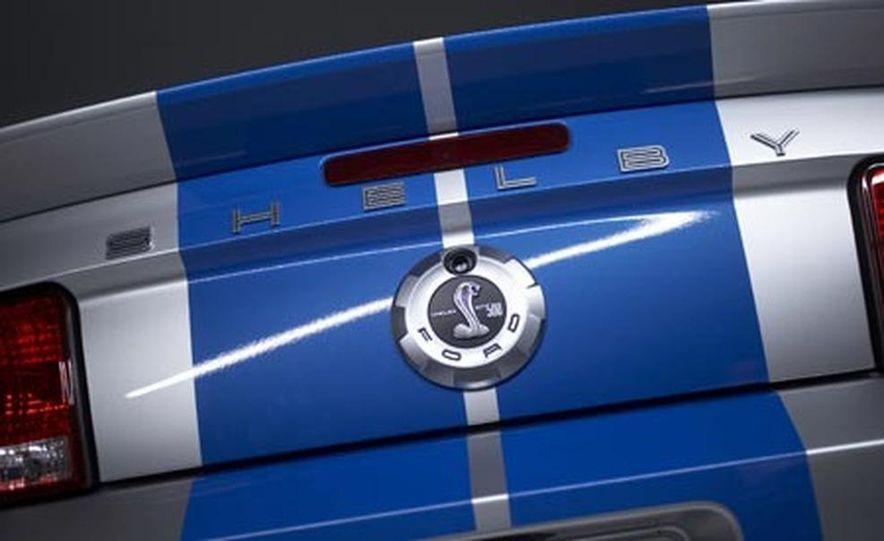 2008 Ford Mustang Shelby GT500KR - Slide 17