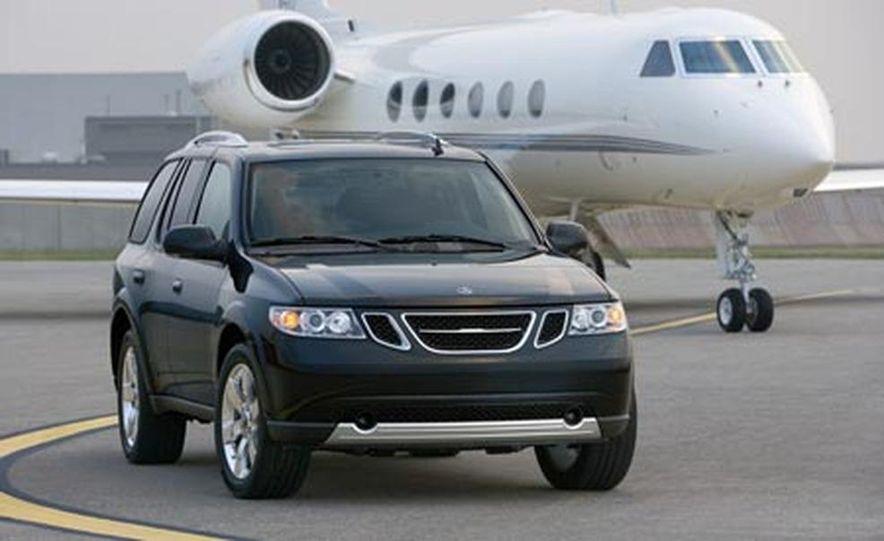2008 Saab 9-7X Aero - Slide 8